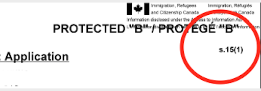 The steps and milestones of the Canadian immigration